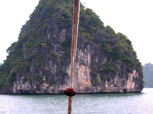 Magnifique Baie d'Halong !