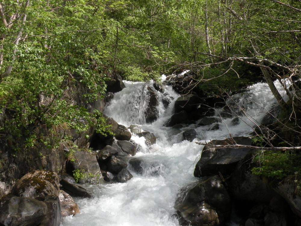 magnifique cascade !!