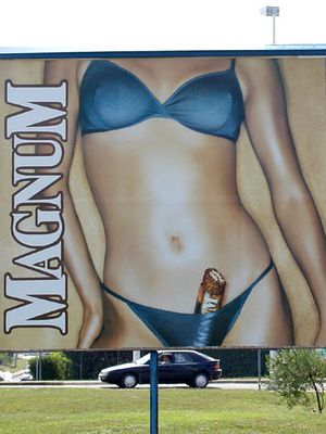 Magnum - andere Länder, andere Werbung 2