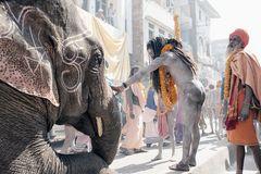 Maha Ganesha ~ Kumbh Mela