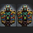 Mahakala Maske 3D