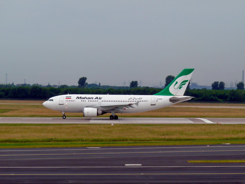 Mahan Air Airbus A310-304(ET)