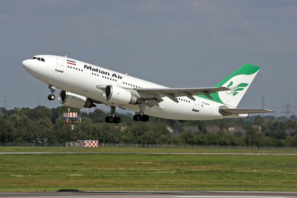 Mahan Air Airbus A310-304(ET) (F-OJHI)