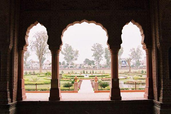 Maharaja's Garden