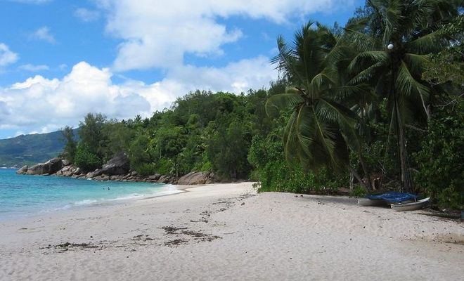 Mahe Anse Soleil