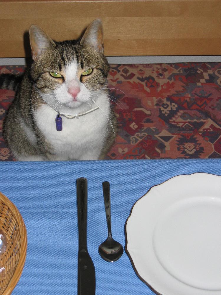 Mahlzeit!