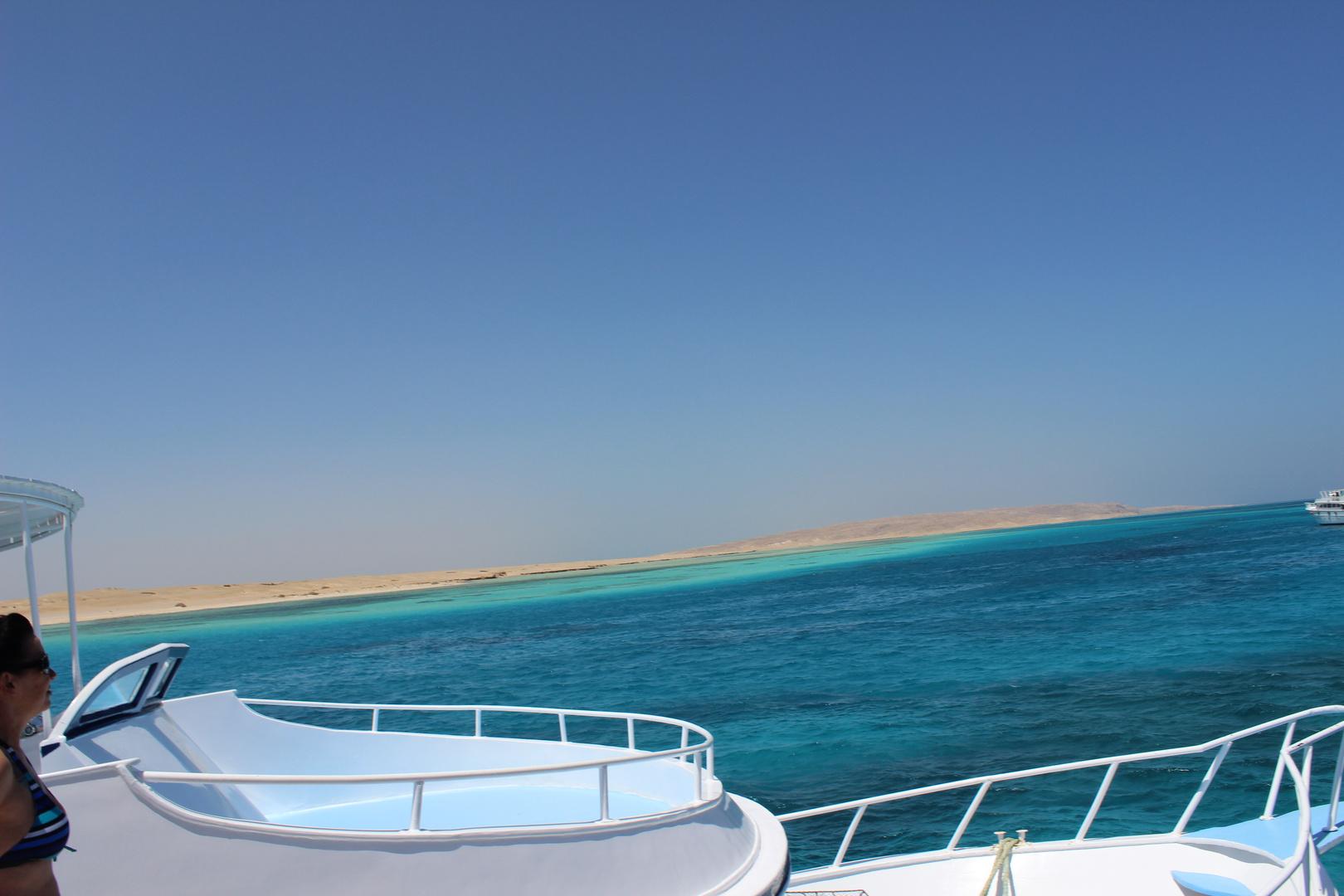 Mahmya Island - Ägypten