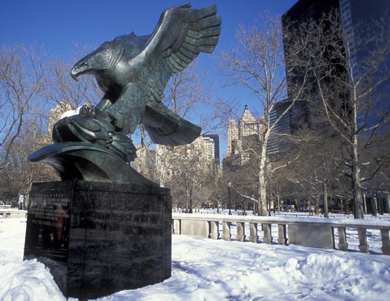 Mahnmal im Battery Park