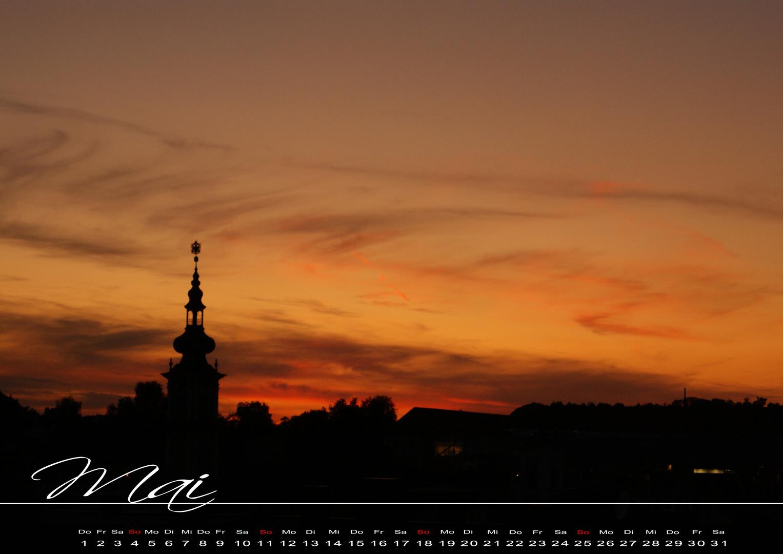 Mai - Kalender 2014