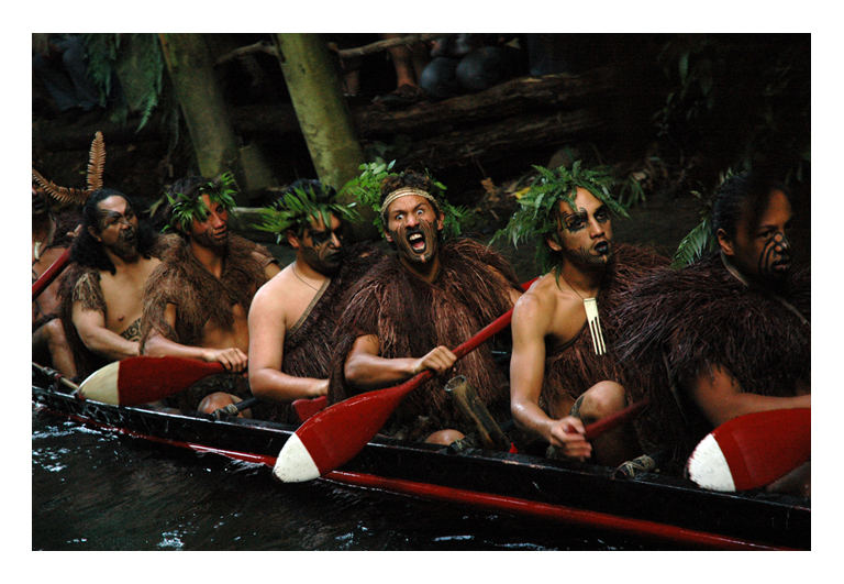 Mai Tai Maori Warriors