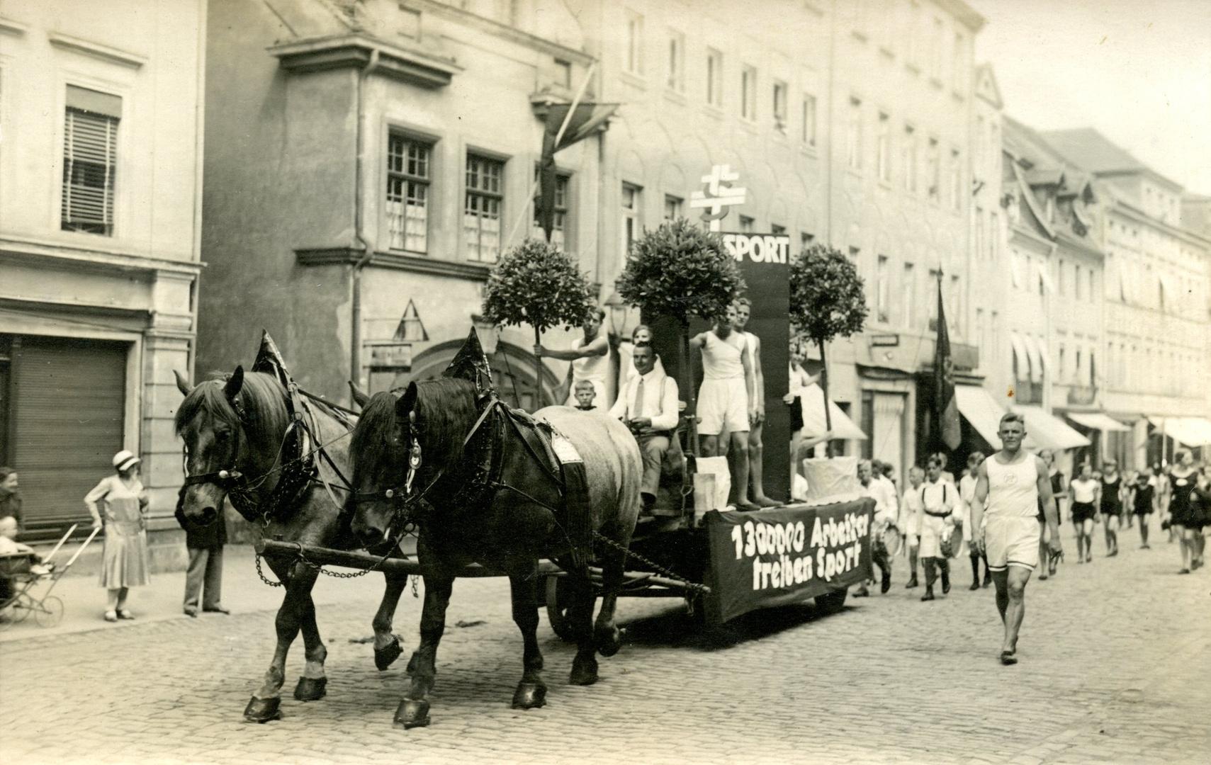 Maidemo in Altenburg II