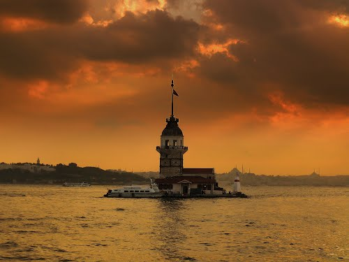 Maiden's Tower ...♥