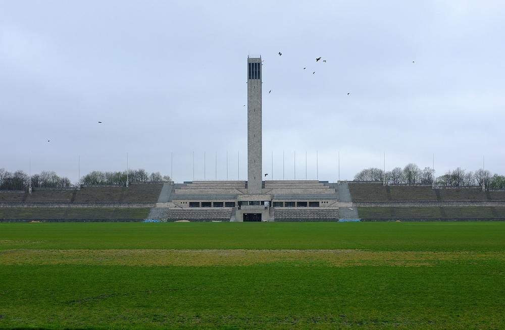 Maifeld/ Glockenturm