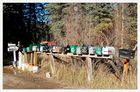 ~ Mail Boxes ~
