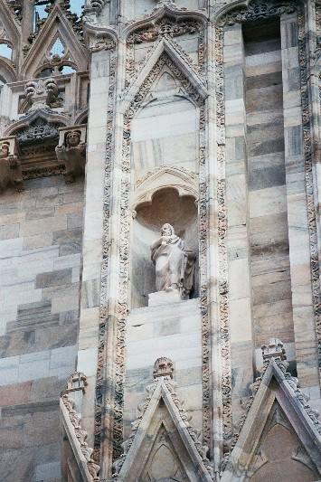 Mailänder Dom - Duomo St. Maria Nascente