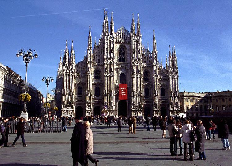 Mailand Dom 1