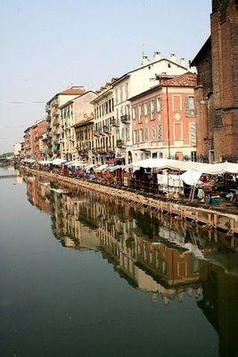 Mailand Naviglien