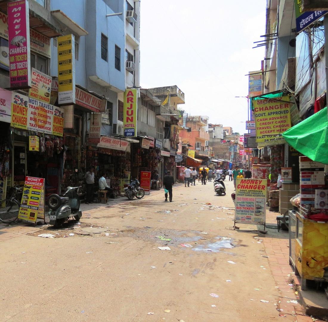 Main Bazar - Pahar Ganj
