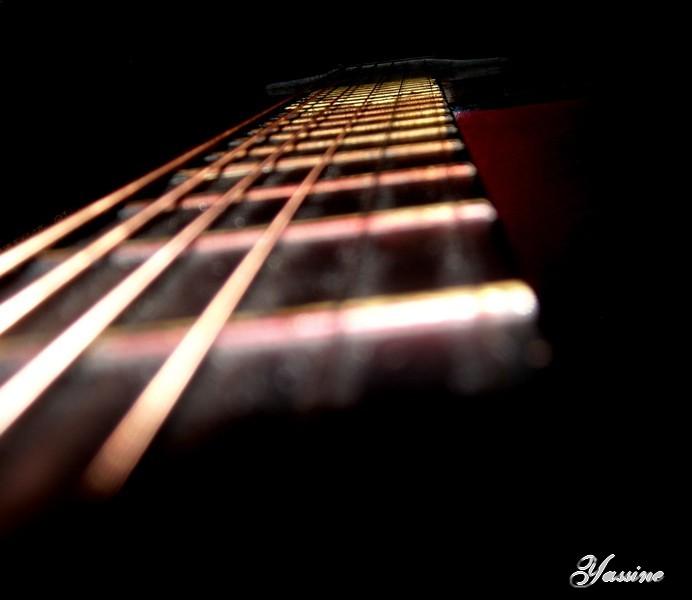 Main de guitare