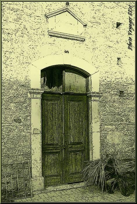 Main Door...