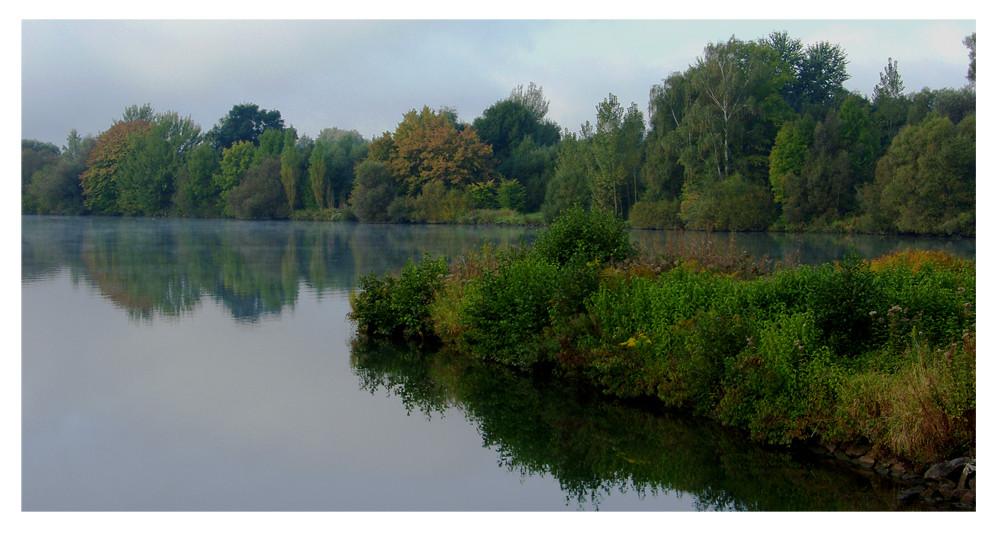 Main-Flusslandschaft