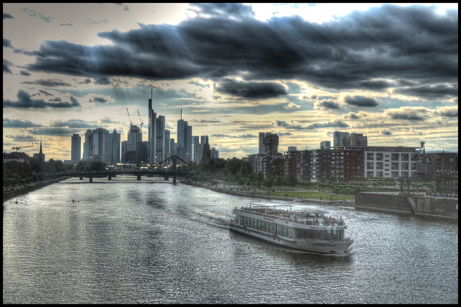 Main in Frankfurt