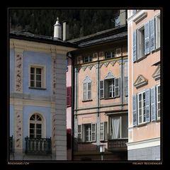 Main Square II, Poschiavo, GR / CH