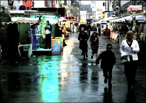 main street colours
