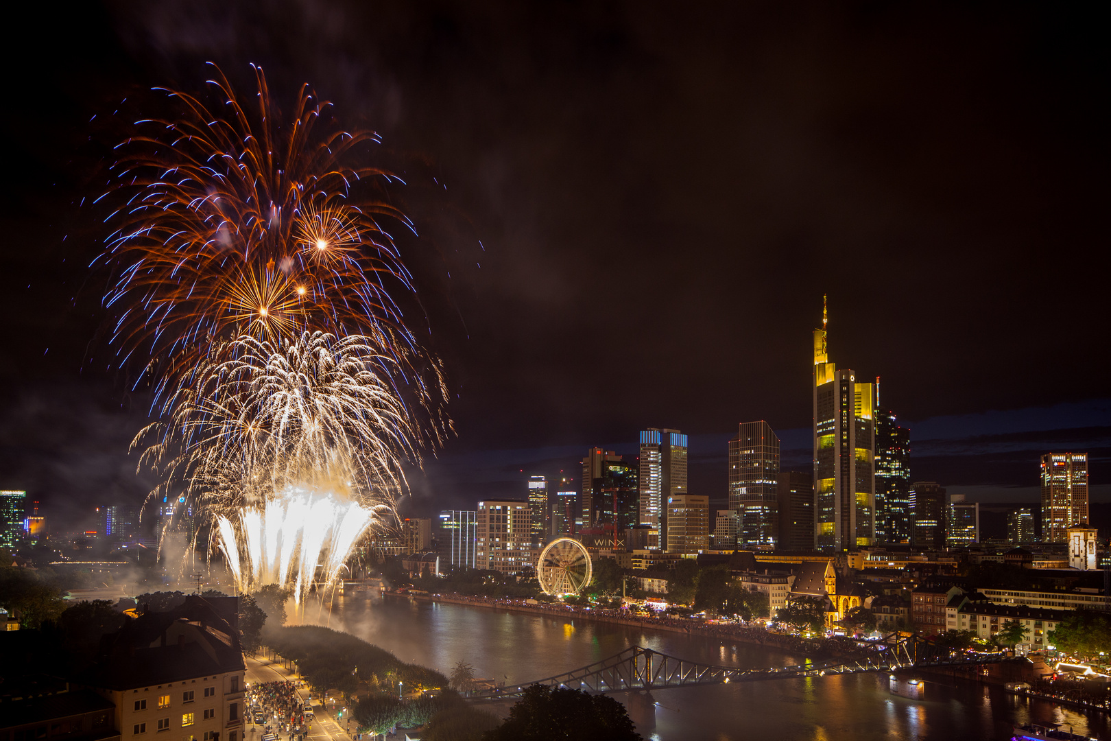 Mainfest Fireworks