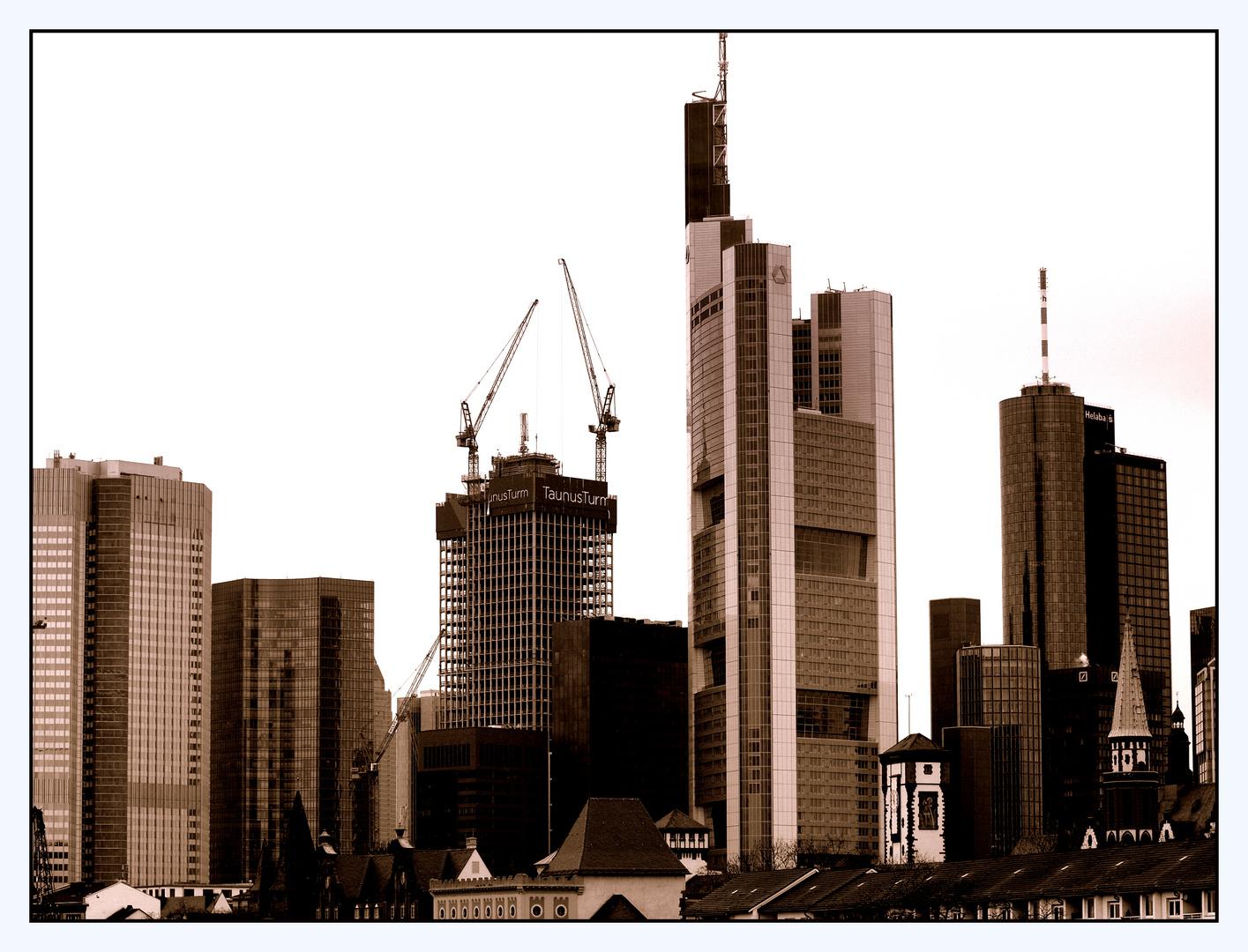Mainhattan Skyline