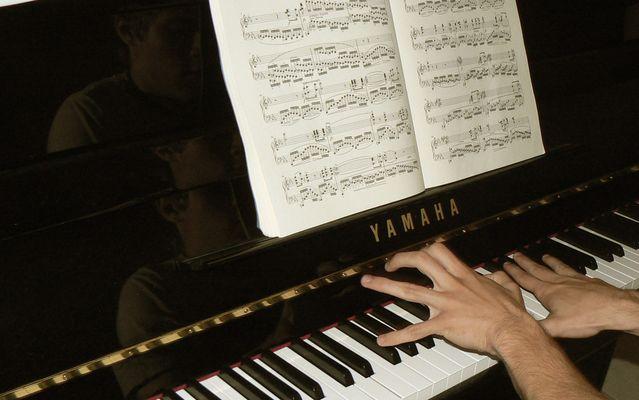 Mains de Pianiste-