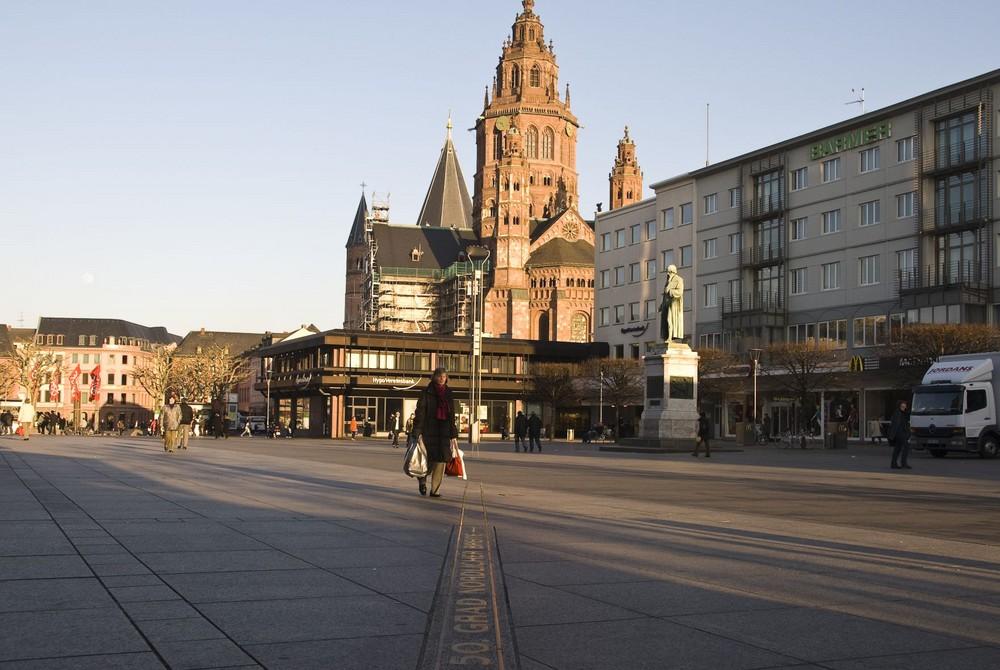 Mainz 50 Breitengrad