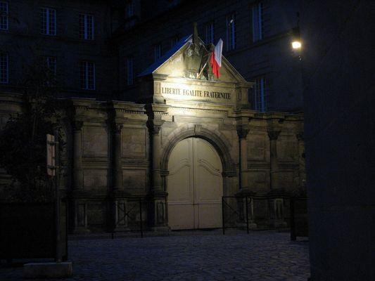 Mairie de Brive la Gaillarde