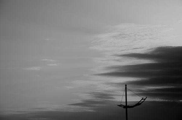 """""""Mais le ciel s'en balance..."""""""