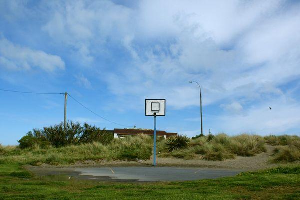 Mais où sont les basketteurs?