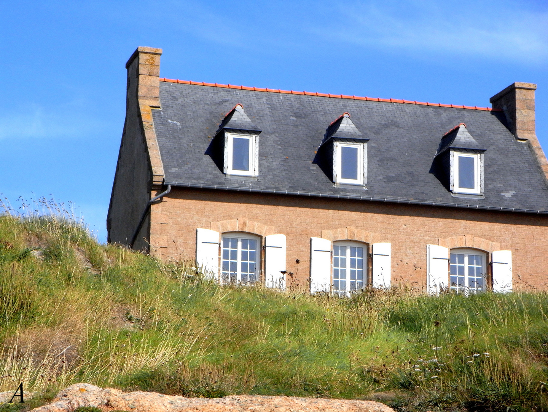 Maison a Tregastel