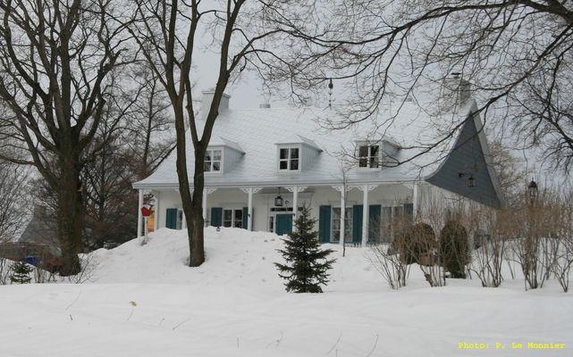 Maison ancestrale Charlesbourg - Québec
