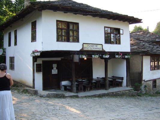 Maison bulgare à Bojentzi