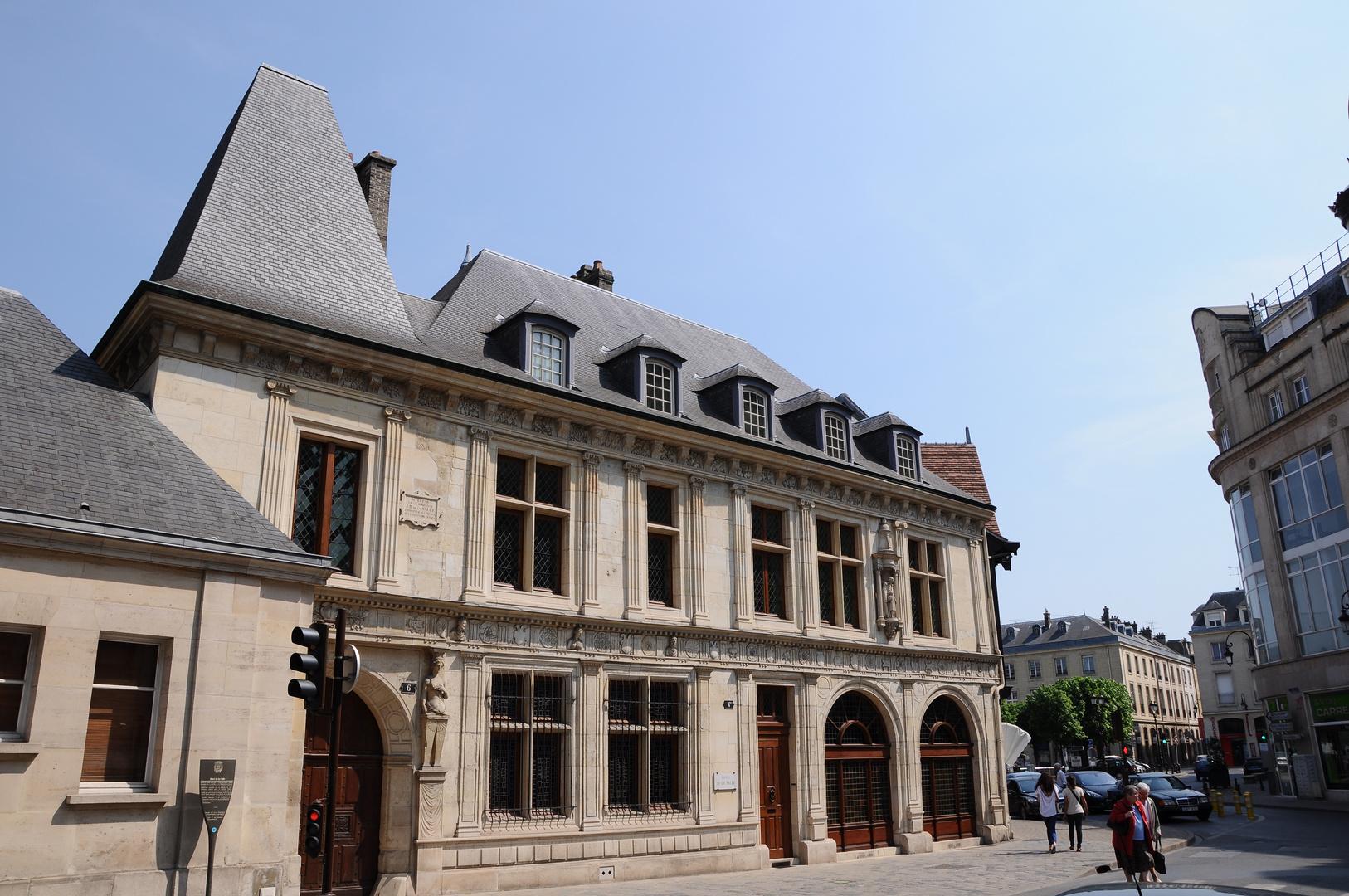 Maison de JB De La Salle à Reims