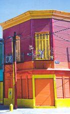 maison multicolors