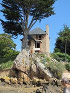 Maison sur l'Ile de Bréhat (Côtes d'Armor)