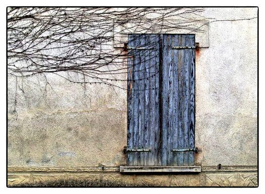 maisons abandonnées ..