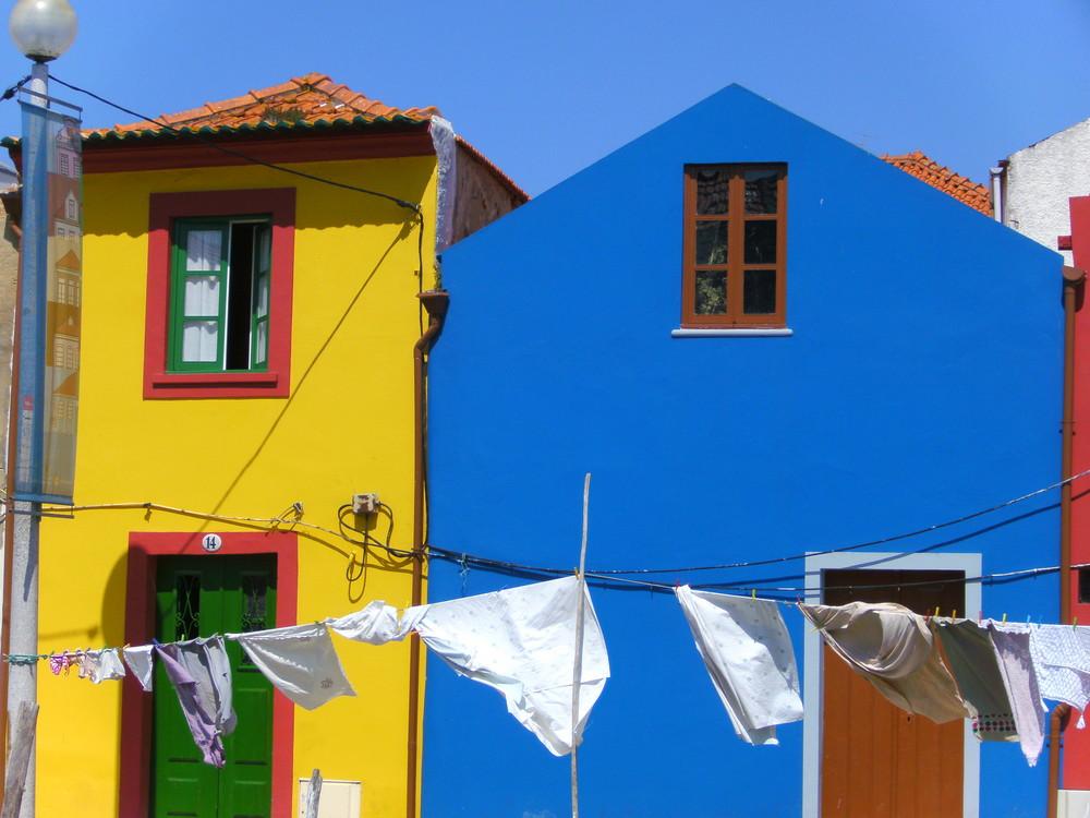 maisons du portugual