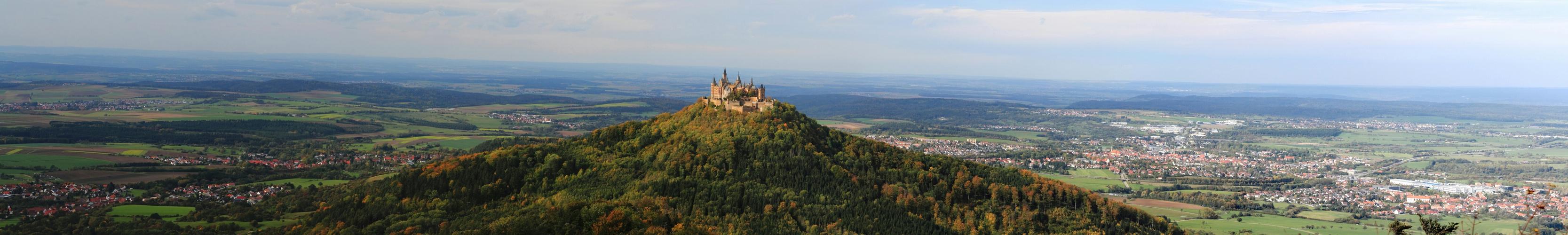 Majestätische Hohenzollern