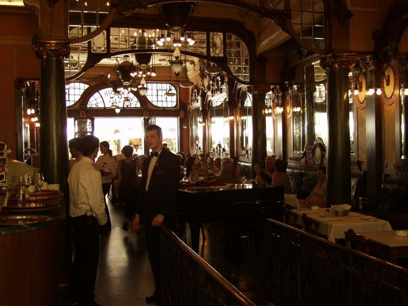 Majestic Cafe - Porto Portugal