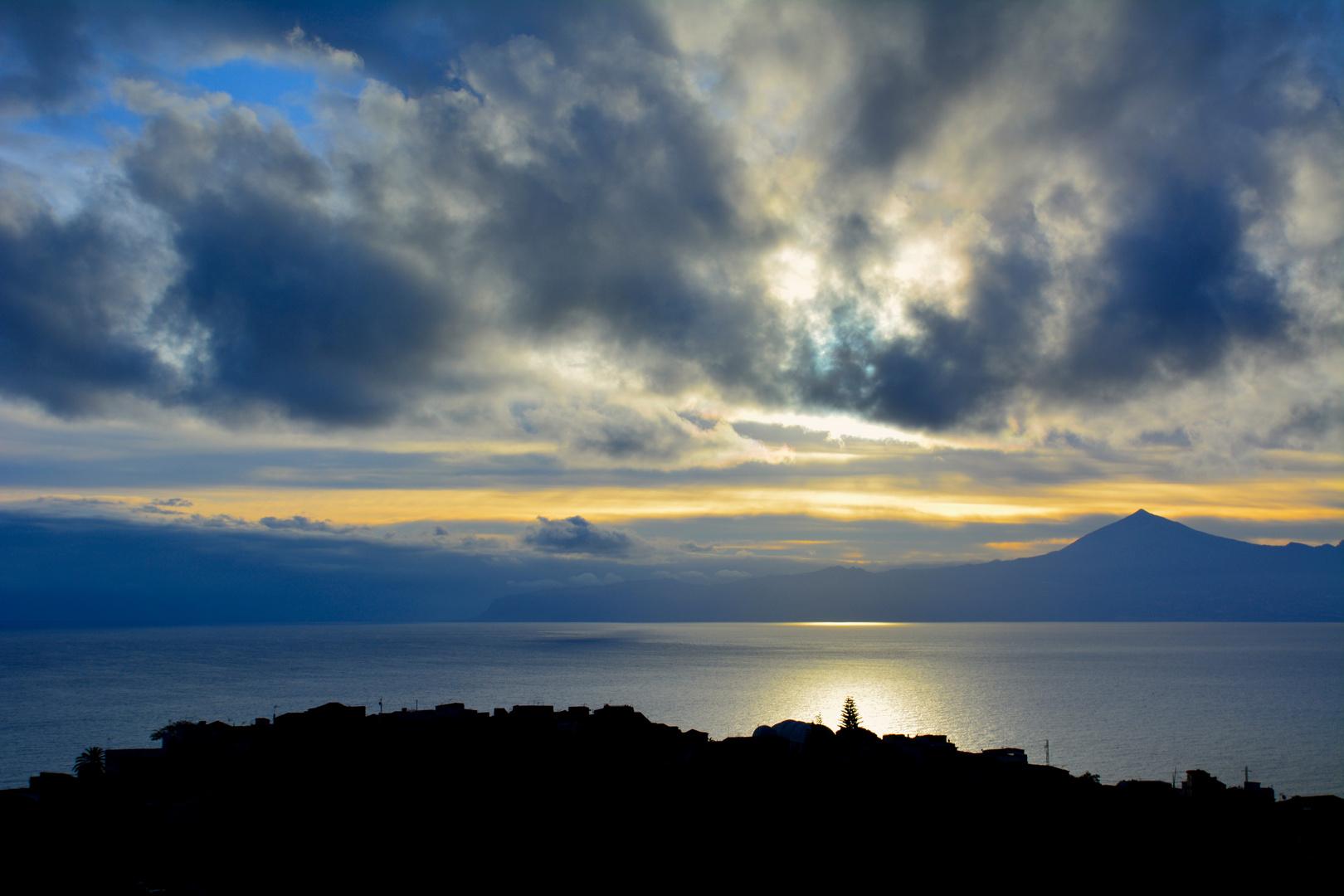 Majestic Teide