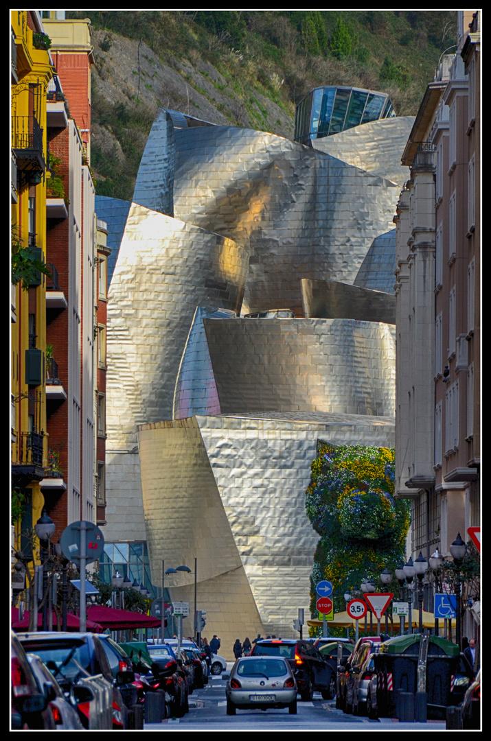 Majestuoso Guggenheim