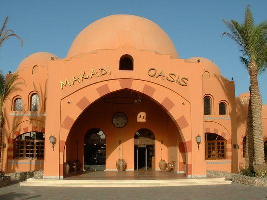 Makadi oasis