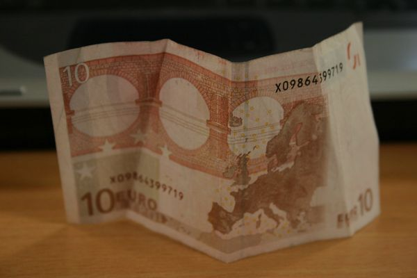 Makelloses Geld?