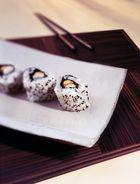 Maki Sushi mit Surimi